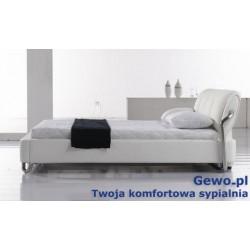 Łóżko tapicerowane do sypialni Gewo 151 200x200 cm