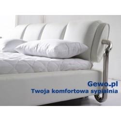 Łóżko tapicerowane do sypialni Gewo 151 220x200 cm