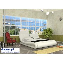 Łóżko tapicerowane do sypiani Gewo 156 180x200 cm