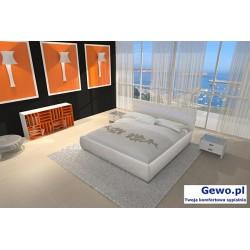 Łóżko tapicerowane do sypiani Gewo 207 180x200 cm
