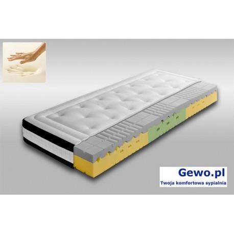 Materac Forte Visco Lux H2/H3 ATM piankowy wysokoelastyczny + Mega Gratisy