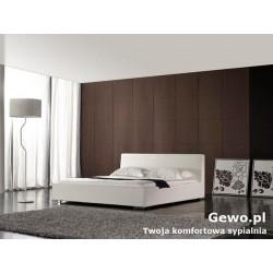 Łóżko tapicerowane do sypialni Gewo 152 180x200 cm