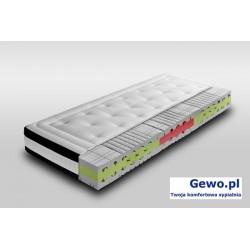 Materac Cortina Lux H2/H3 140x200 cm ATM piankowy wysokoelastyczny + Mega Gratisy