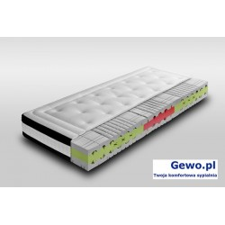 Materac Cortina Lux H2/H3 120x200 cm ATM piankowy wysokoelastyczny + Mega Gratisy