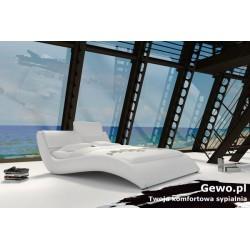 Łóżko tapicerowane do sypialni Gewo 153 180x200 cm