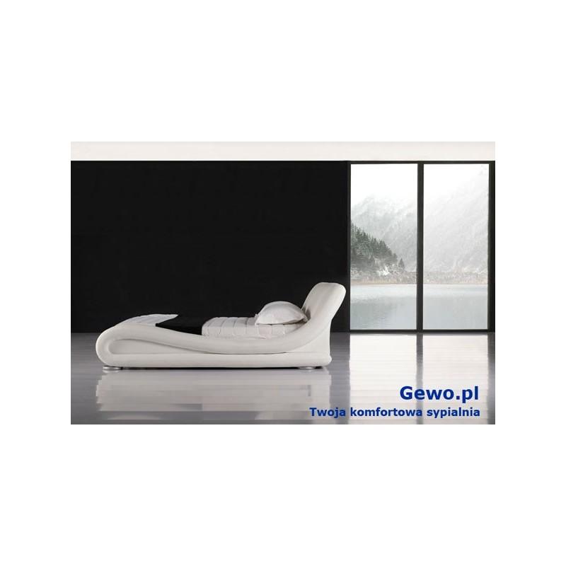 ko tapicerowane do sypialni gewo 155 140x200 cm. Black Bedroom Furniture Sets. Home Design Ideas