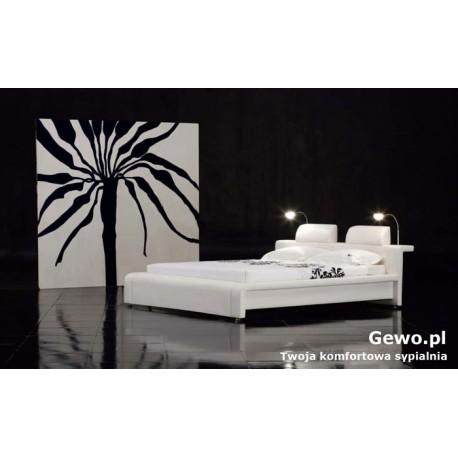 Łóżko tapicerowane do sypiani Gewo 115 180x200 cm
