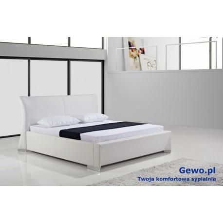 Łóżko tapicerowane do sypialni Gewo 121 180x200 cm