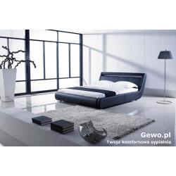 Łóżko tapicerowane do sypialni Gewo 127 180x200 cm