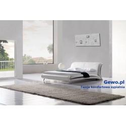 Łóżko tapicerowane do sypialni Gewo 101