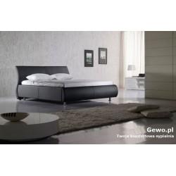 Łóżko tapicerowane do sypialni Gewo 102