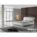Łóżko tapicerowane do sypialni Gewo 170 180x200 cm