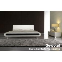 Łóżko tapicerowane do sypialni Gewo 179 180x200 cm