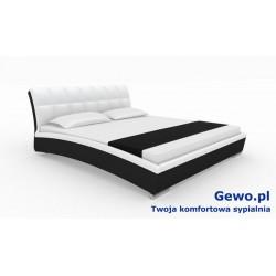 Łóżko tapicerowane do sypialni Gewo 184 180x200 cm