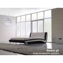 Łóżko tapicerowane do sypialni Gewo 193 180x200 cm