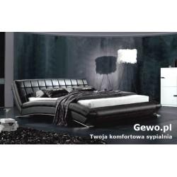Łóżko tapicerowane do sypialni Gewo 186 180x200 cm