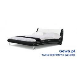 Łóżko tapicerowane do sypialni Gewo 192 180x200 cm