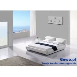 Łóżko tapicerowane do sypialni Gewo 198 180x200 cm