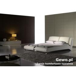 Łóżko tapicerowane do sypialni Gewo 201 180x200 cm