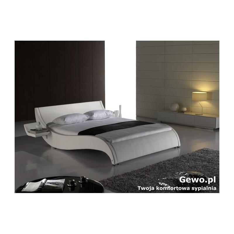 łóżko Tapicerowane Do Sypialni Gewo 163