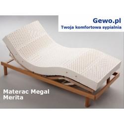 Materac Merita Megal lateksowy + Mega Gratisy