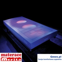 Materac Merita Innergetic lateksowy + Mega Gratisy