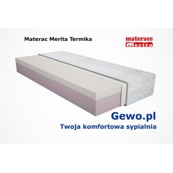 Materac Merita Termika termoelastyczny wysokoelastyczny+ Mega Gratisy