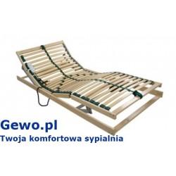 Stelaż do łóżka z drewna gewo samuraj deluxe 2