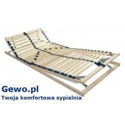 Stelaż do łóżka z drewna brzozowego gewo twinflex kf