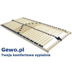 Stelaż do łóżka z drewna brzozowego gewo twinflex nv
