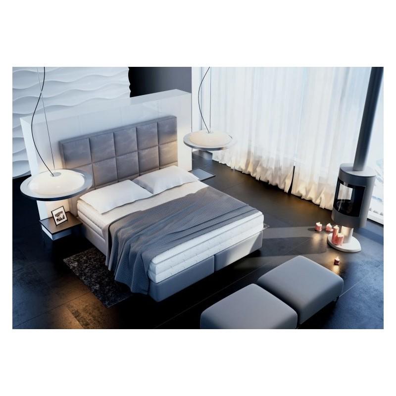 łóżko Do Sypialni Tapicerowane 190x200 Trend Jmb