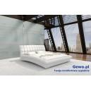 Łóżko tapicerowane do sypialni Gewo 105 180x200 cm