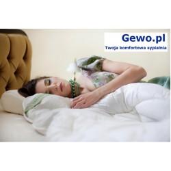 Poduszka do spania Treenes Silver 30x50 cm - ortopedyczna antyalergiczna