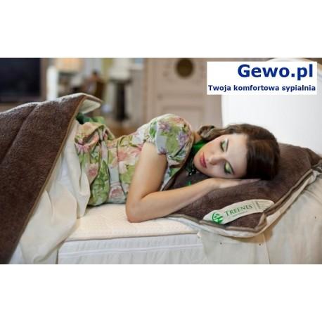 Kołdra do spania Treenes Simple i Duo 160x200 cm - ortopedyczna antyalergiczna