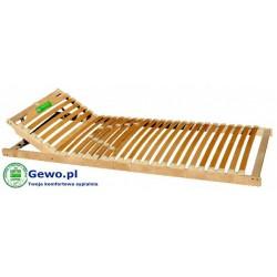 Stelaż do łóżka Treenes Simple z drewna bukowego