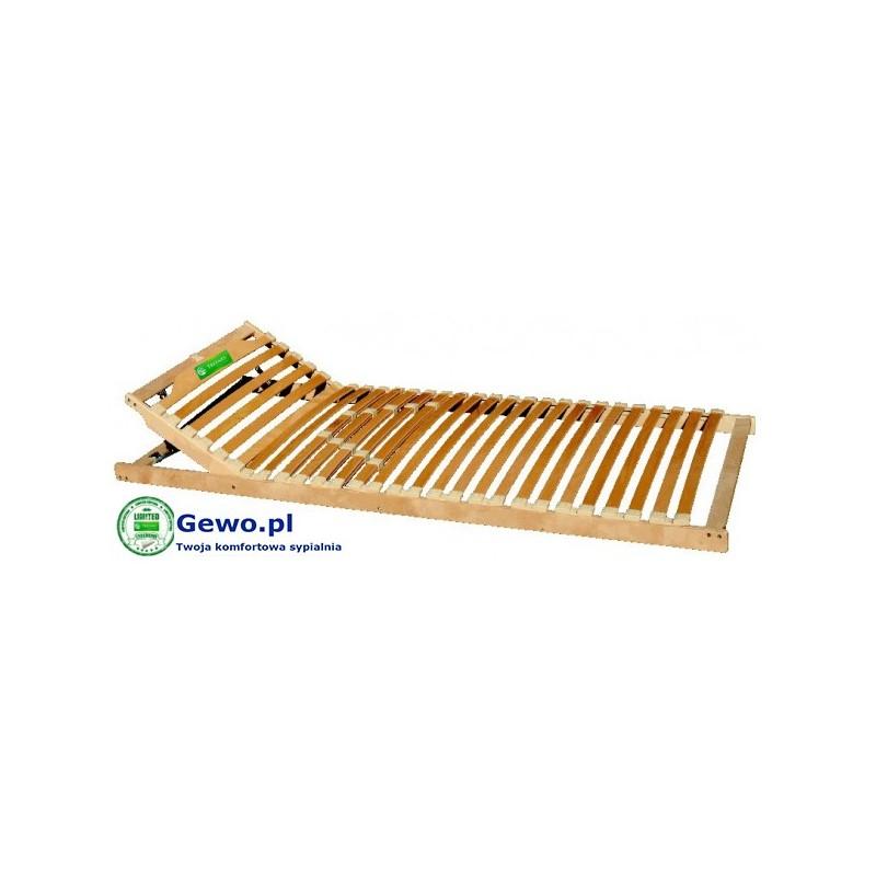 Stelaż Do łóżka Treenes Simple 90x200 Cm Z Drewna Bukowego