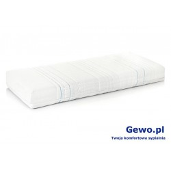 Materac Dualsleep Hevea Comfort Amore 140x200 cm Wysokoelastyczny Lateksowy Antyalergiczny Rehabilitacyjny + Mega Gratisy