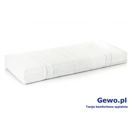 Materac Dualsleep Hevea Comfort Amore 160x200 cm Wysokoelastyczny Lateksowy Antyalergiczny Rehabilitacyjny + Mega Gratisy