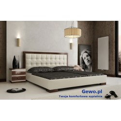 Łóżko tapicerowane do sypialni Gewo 119 180x200 cm