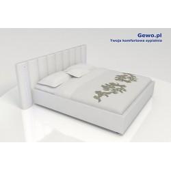 Łóżko tapicerowane do sypiani Gewo 183 180x200 cm