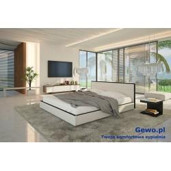 Łóżko tapicerowane do sypiani Gewo 188 180x200 cm