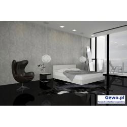 Łóżko tapicerowane do sypiani Gewo 204 180x200 cm