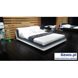 Łóżko tapicerowane do sypiani Gewo 208 180x200 cm