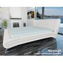 Super komfortowe łóżko tapicerowane do Sypialni massimo