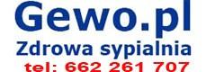 Gewo.pl - zdrowa sypialnia