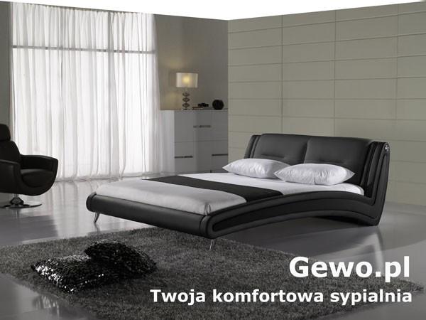łóżko Tapicerowane Do Sypialni Gewo 190 220x200 Cm