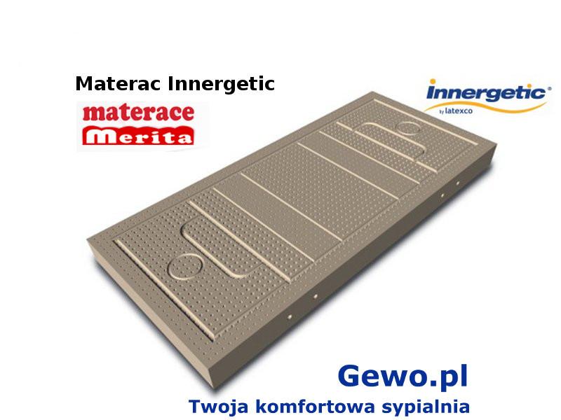 materac merita innergetic 100x200 lateksowy