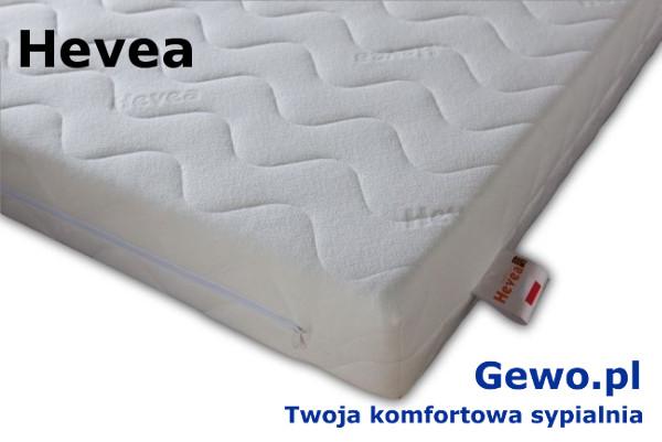 pokrowiec wysokoelastyczny Hevea na materac Hevea Fitness Lateks lateksowy antyalergiczny wysokoelastyczny