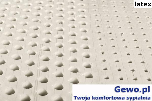 materac janpol posejdon lateksowy termoelastyczny
