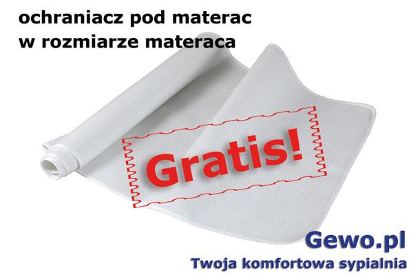 gratis ochranaicz pod materac do materaca janpol Vita 180x200 cm